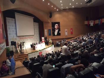 Bilal Erdoğan'ın konuşması