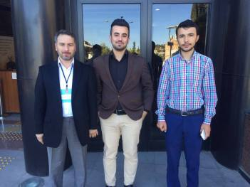 Genel Başkan Yardımcısı Mustafa Şişman beyefendi ile
