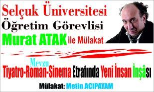 Murat Atak ile Mülakat